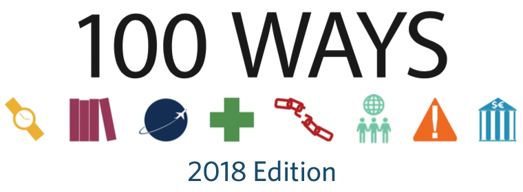 Int'l Law: 100 Ways it Shapes Our Lives   ASIL