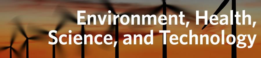 environmental health dissertation topics