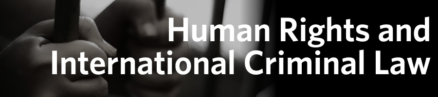 """international criminal law The icc will continue its independent and impartial work, undeterred: icc launches digital exhibit """"trauma, healing and hope"""" commemoration of the rome statute's 20th anniversary in kinshasa, democratic republic of the congo."""